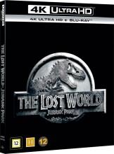 jurassic park 2 - the lost world - 4k Ultra HD Blu-Ray