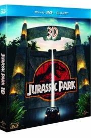 jurassic park 1  - 3D+2D Blu-Ray