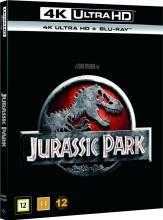 jurassic park - 4k Ultra HD Blu-Ray