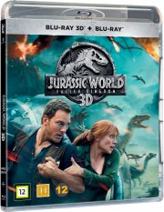 jurassic world 2 - fallen kingdom - 2018 - 3D Blu-Ray