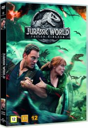 jurassic world 2 - fallen kingdom - 2018 - DVD