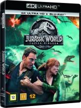 jurassic world 2 - fallen kingdom - 2018 - 4k Ultra HD Blu-Ray