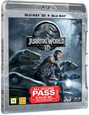 jurassic world / jurassic park 4 - 3D Blu-Ray