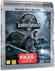 jurassic world / jurassic park 4 - 3D Blu-Ray