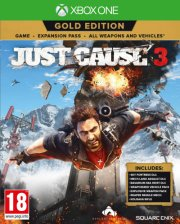 just cause 3 - gold edition - xbox one