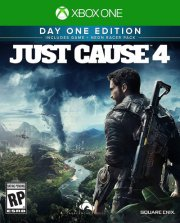 just cause 4 day one edition - steelbook - xbox one