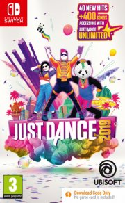 just dance 2019 (code in a box) - Nintendo Switch