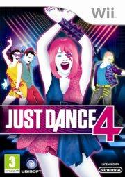 just dance 4 (nordic) - wii
