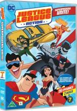 justice league action - sæson 1 - vol. 1 - DVD