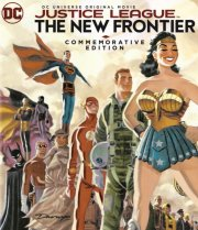 justice league the new frontier - commemorative edition - Blu-Ray