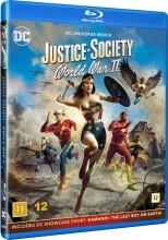 justice society: world war ii - Blu-Ray