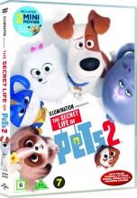 kæledyrenes hemmelige liv 2 / the secret life of pets 2 - DVD