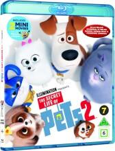 kæledyrenes hemmelige liv 2 / the secret life of pets 2 - Blu-Ray