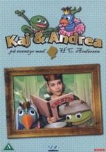 kaj og andrea - på eventyr med h.c. andersen - DVD