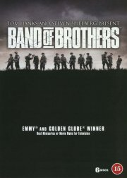 kammerater i krig / band of brothers - hbo - DVD