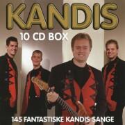 kandis - kandis 1-10 boks - cd