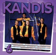 kandis - kandis 6 - cd
