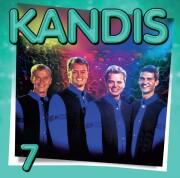 kandis - kandis 7 - cd