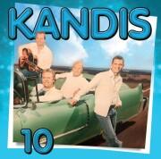 kandis - kandis 10 - cd