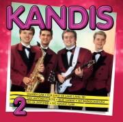 kandis - kandis 2 - cd