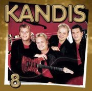 kandis - kandis 8 - cd