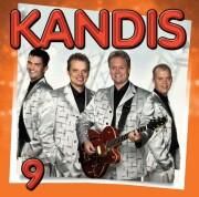 kandis - kandis 9 - cd