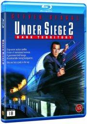 kapring i høj fart / under siege 2 - dark territory - Blu-Ray