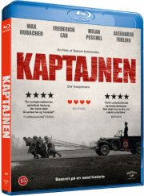 kaptajnen / der hauptman - Blu-Ray