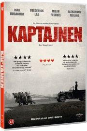 kaptajnen / der hauptmann - DVD