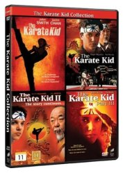 karate kid collection box - DVD