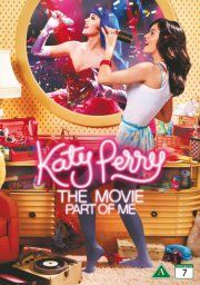 katy perry the movie: part of me - DVD