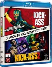 kick-ass 1-2 - Blu-Ray