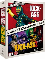kick-ass 1-2 - DVD