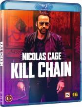 kill chain - Blu-Ray