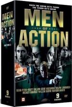 men of action - boks 2 - DVD