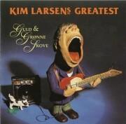 kim larsen - greatest - guld og grønne skove - Vinyl / LP