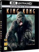 king kong - 2005 - 4k Ultra HD Blu-Ray