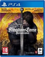 kingdom come deliverance - royal edition - PS4