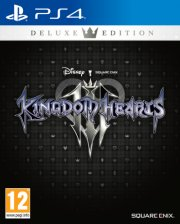 kingdom hearts 3 - deluxe edition - PS4