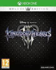 kingdom hearts 3 - deluxe edition - xbox one