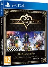 kingdom hearts - the story so far - PS4