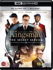 kingsman: the secret service - 4k Ultra HD Blu-Ray