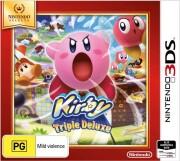 kirby triple deluxe (aus) - nintendo 3ds