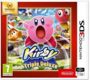 kirby triple deluxe (select) - nintendo 3ds