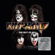 kiss - kissworld - the best of kiss - cd