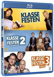 klassefesten 1 // 2 // 3 - Blu-Ray