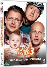 klassefesten 3 - dåben - DVD