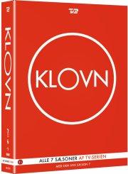 klovn dvd boks - sæson 1-7 - DVD