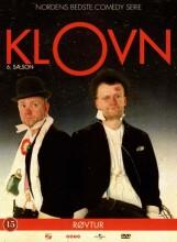klovn - sæson 6 - røvtur - DVD