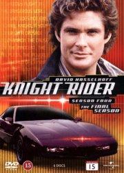 knight rider - sæson 4 - DVD
